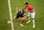 Javier Hernandez, Dejan Lovren