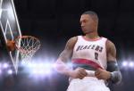 Damian Lillard in NBA Live 15