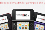 Nintendo 2DS, 3DS XL, and 3DS