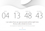 Apple Sets Countdown for Upcoming Event