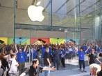 Apple Opens New Store In Omotesando, Tokyo
