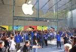 Apple Opens New Store In Omotesando, Tokyo