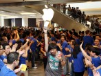 Apple Opens Store in Wuxi