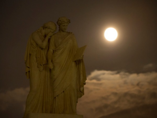 Biggest Supermoon Of 2014 Lights Up The Sky