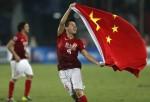 Soccer, China