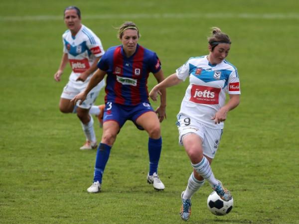 W-League Rd 1 - Newcastle v Melbourne