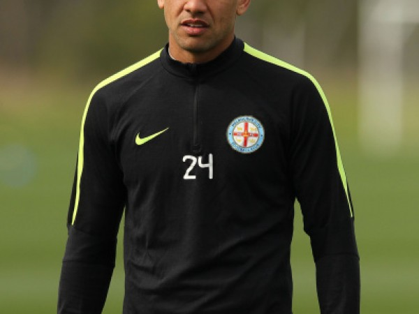 Melbourne City Player Announcement & Training Session