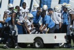 Seattle Seahawks v. San Diego Chargers