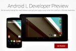Android L Update Could Arrive in Late November or Early December