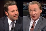 Affleck and Maher