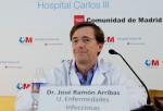 Carlos III Hospital Press Conference On Health Of Ebola