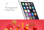 iOS 8 & Android 4.0 Lollipop