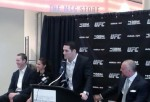 UFC Looks To Lift MMA Ban in NYS