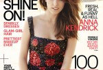 Anna Kendrick on Marie Claire's December issue