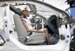 Auto Parts Maker Takata Demonstrates New Crash Test