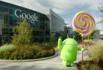 Android 5.0 Lollipop Statue