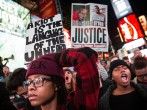Protests Continue For A Second Day In NYC After Ferguson Grand Jury Decision
