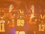 Oakland Raiders V St Louis Rams