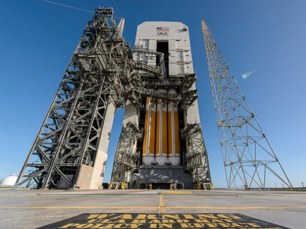 NASA Prepares For Orion Test Launch