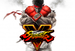 Street Fighter V Site Screenshot