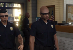 Grand Theft Auto Online – Heists Trailer Screenshot