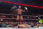 Randy Orton Reacts to TLC Main Event Announcement