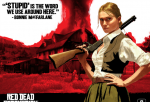 Bonnie from Red Dead Redemption