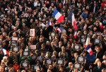 France's National Front Leader Marine Le Pen Holds Rally In Beaucaire