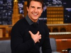 Tom Cruise Visits 'The Tonight Show Starring Jimmy Fallon'