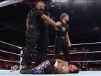 The Shield Attack CM Punk