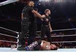 The Shield Attack CM Punk