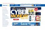 Walmart cyber monday 2013
