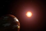 New Planet Discovered Around M Dwarf Star