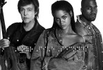 Paul McCartney, Rihanna, Kanye West