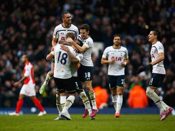 Tottenham Hotspur versus Arsenal