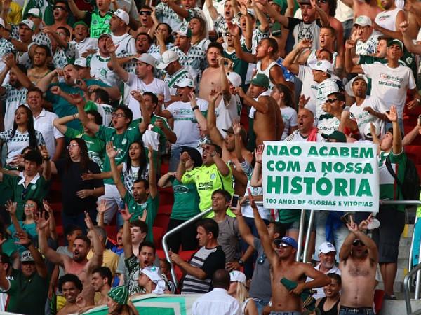 Internacional v Palmeiras - Series A 2014
