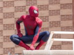 'The Amazing Spider-Man 2' Be Amazing Day Volunteer Day