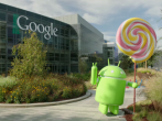 Android Lollipop Statue Unwrapped