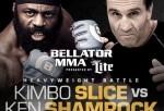 Kimbo Slice, Ken Shamrock