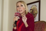 Laura Bozzo Presents Her Foundation in Mexico City