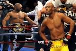 Anderson Silva vs Roy Jones Jr