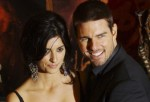 Tom Cruise Promotes 'The Last Samurai' In Rome