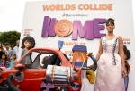Premiere Of Twentieth Century Fox And Dreamworks Animation's 'HOME' - Red Carpet