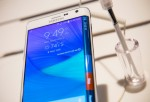 Samsung Launches Its New Galaxy Note 4 Phone