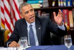Obama Roundtable On Impacts Of Climate Change On Public Health