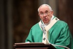 Pope Attends Mass with Newly-Created Cardinals At St. Peter's Basilica