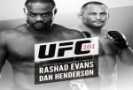 UFC 161: Rashad Evans vs. Ben Henderson