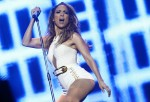 Jennifer Lopez Performs Live At Singapore F1 Grand Prix 2014