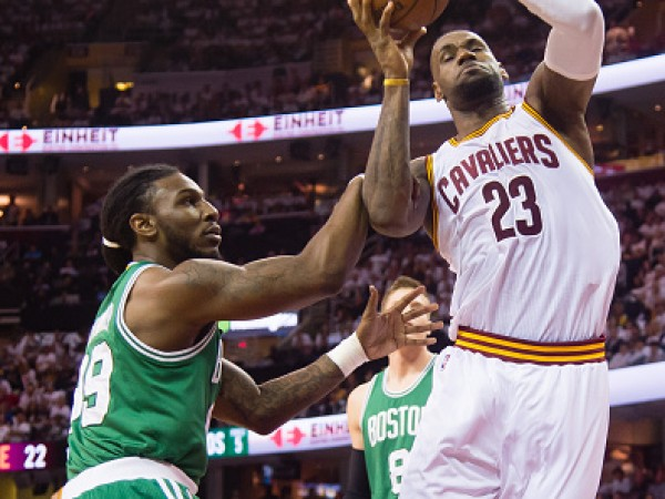 Jae Crowder, LeBron James