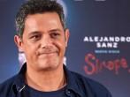 Alejandro Sanz Presents His New Album in Madrid